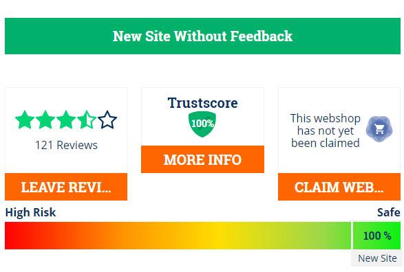 high trust score