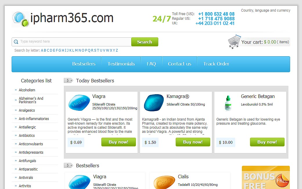 ipharm365 review