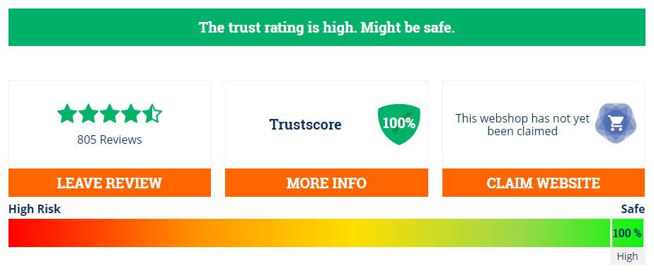 high trust level