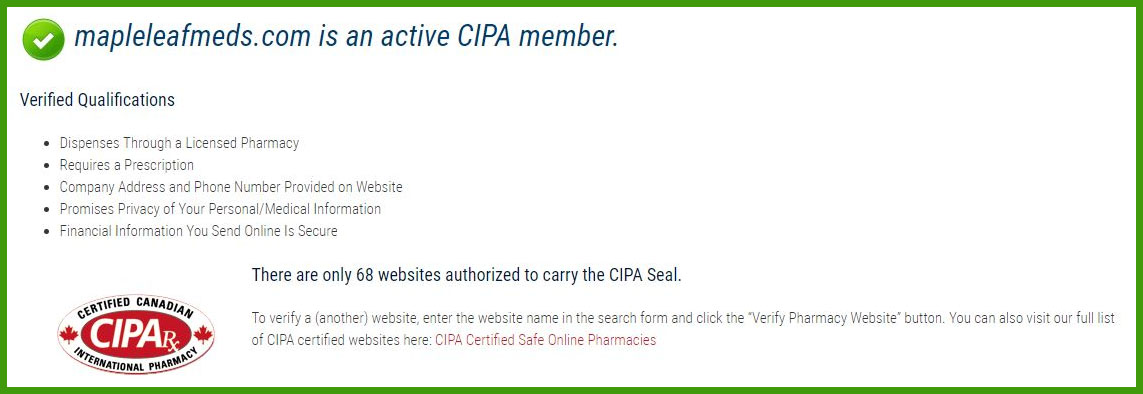 an active CIPS member