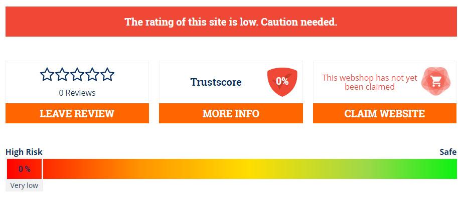 low trust