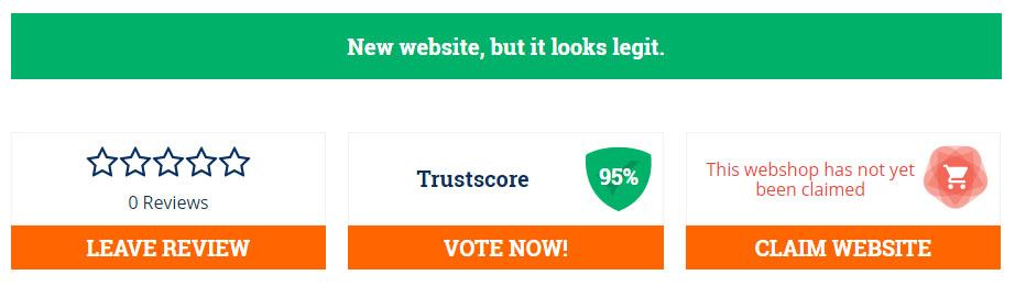high trust rating