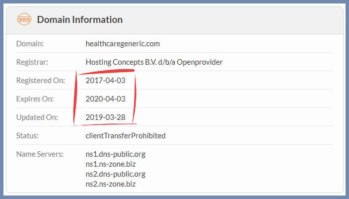 registered in 2017