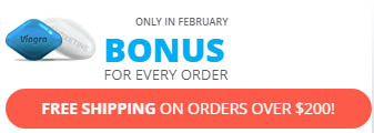 bonuses and free shipping