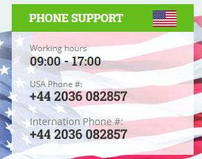 UK number
