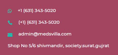 telephone number and email