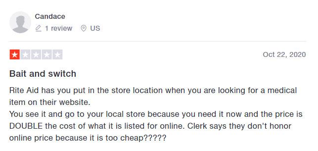 customer complain